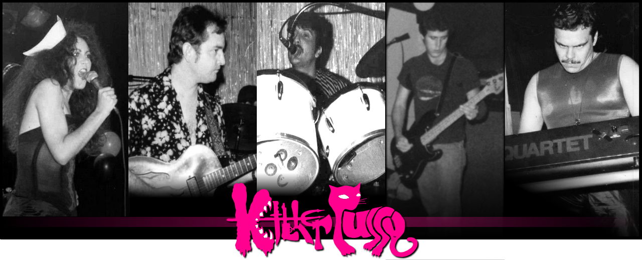 Killer Pussy Band Retro Members